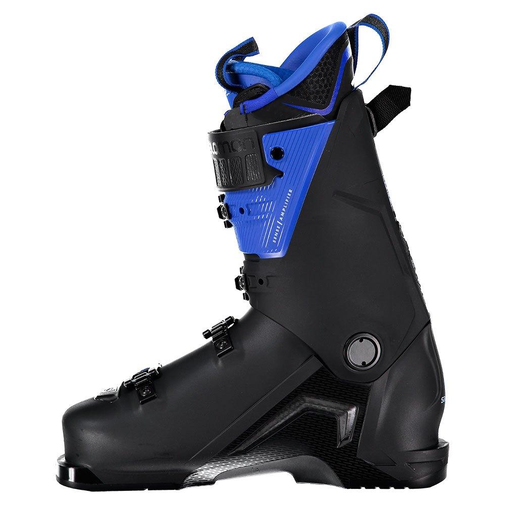 : Salomon SMax 130 Botas de esquí, color negro