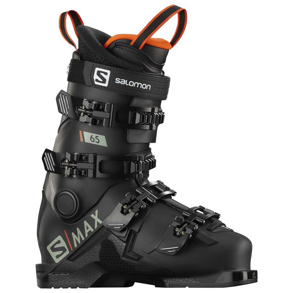 skistiefel-salomon-s-max-65-22-0-22-5-black-red