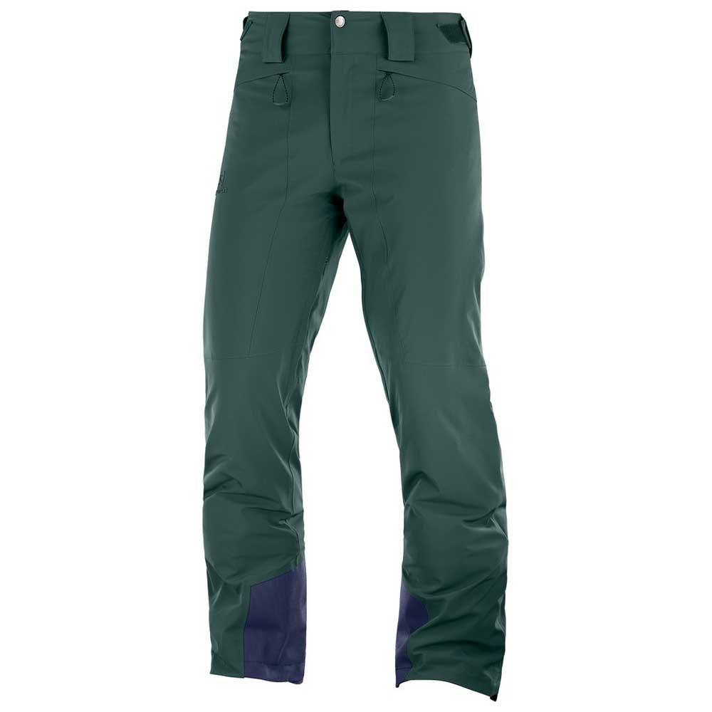 hosen-salomon-icemania-regular-m-green-gables