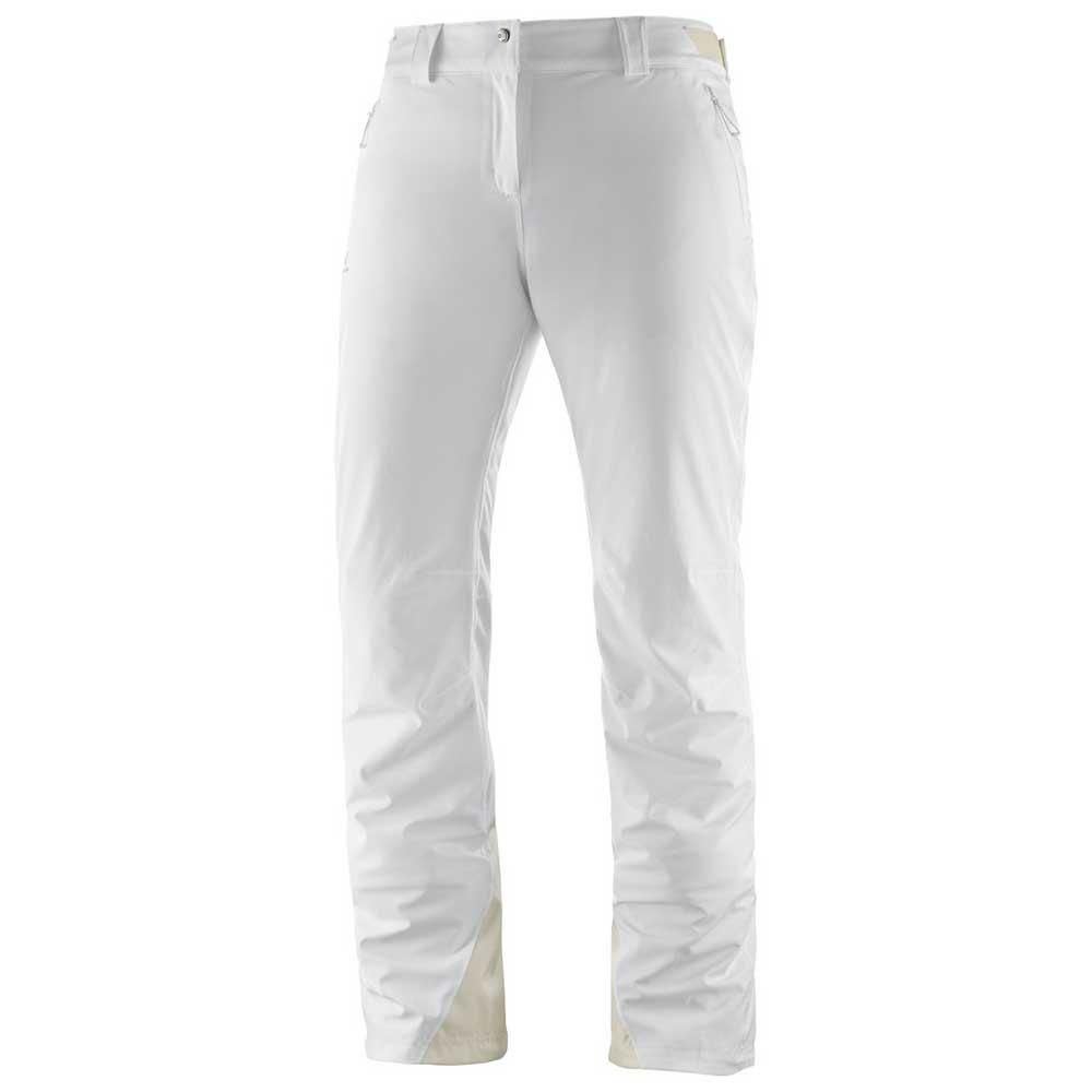 hosen-salomon-icemania-regular-m-white
