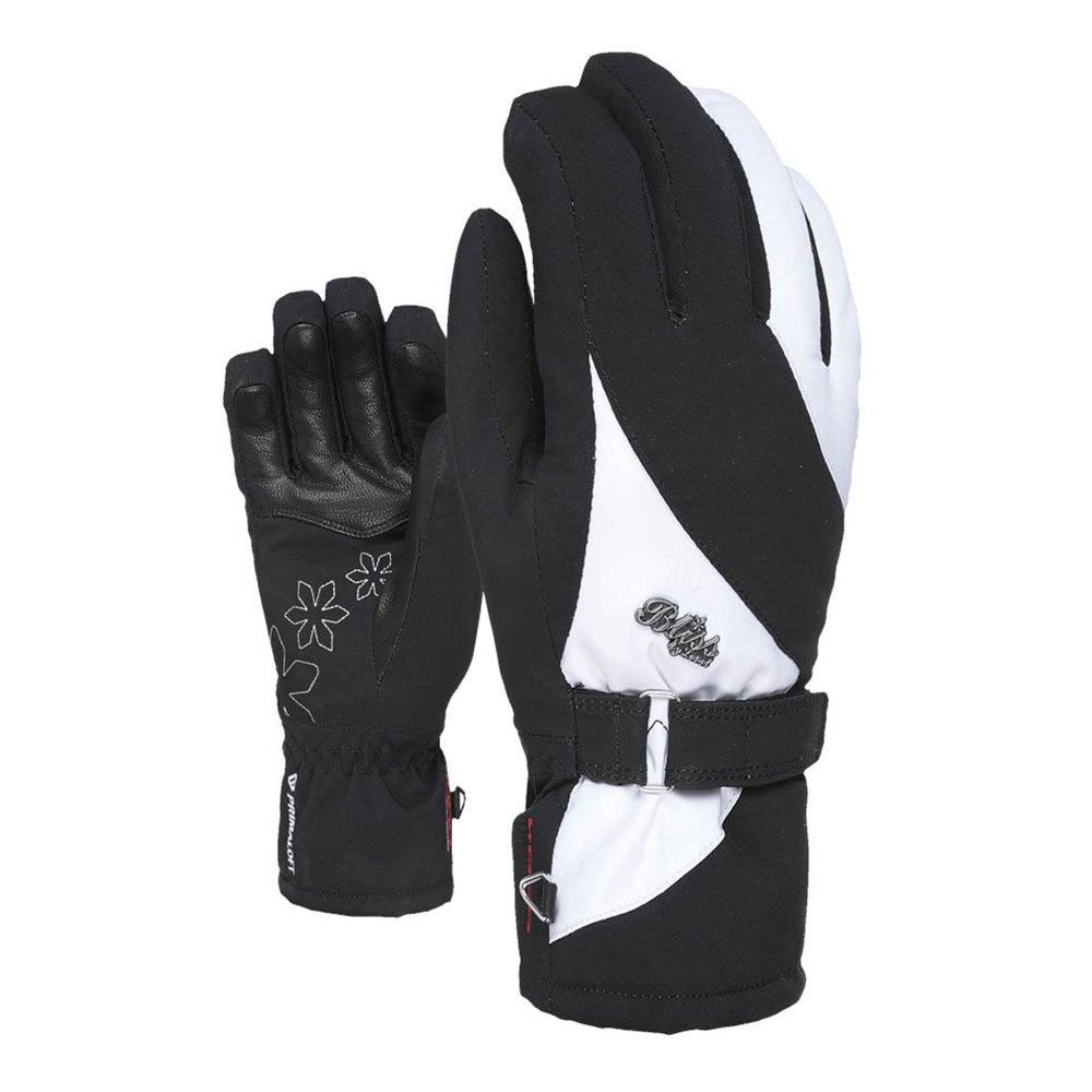 skihandschuhe-level-bliss-venus-xxs-black-white