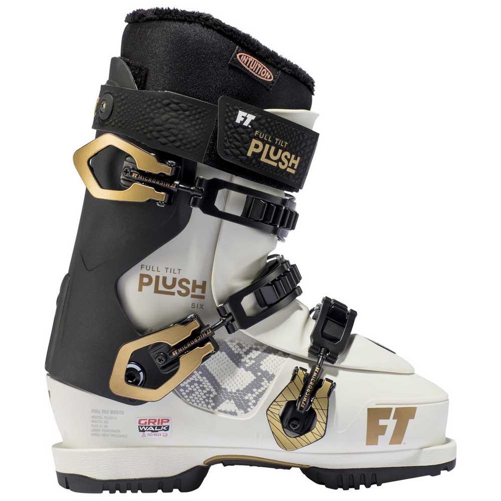 skistiefel-full-tilt-plush-6-25-5-white-black-gold