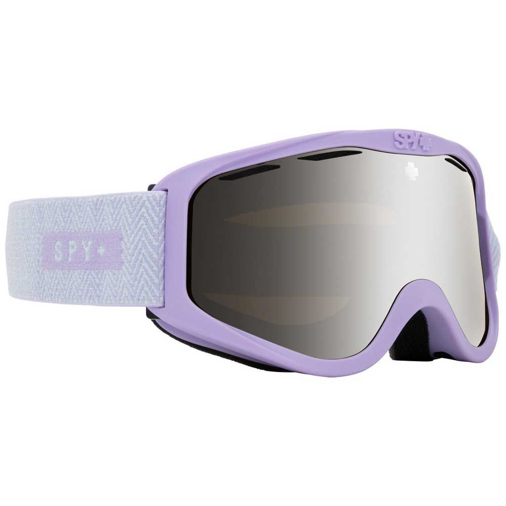 skibrillen-spy-cadet-silver-spectra-mirror-cat2-herringbone-lavendar