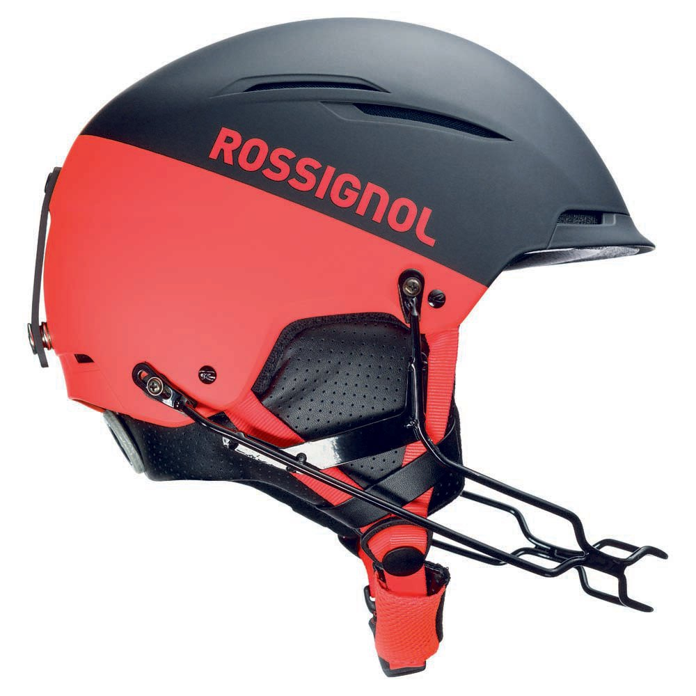 Rossignol Hero Templar SL Impacts Chinguard Helmet