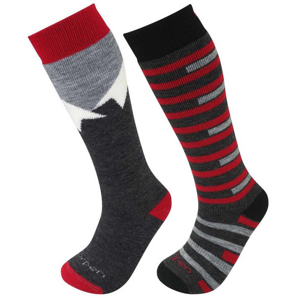 socken-lorpen-t1-merino-ski-2-pair, 20.99 EUR @ snowinn-deutschland