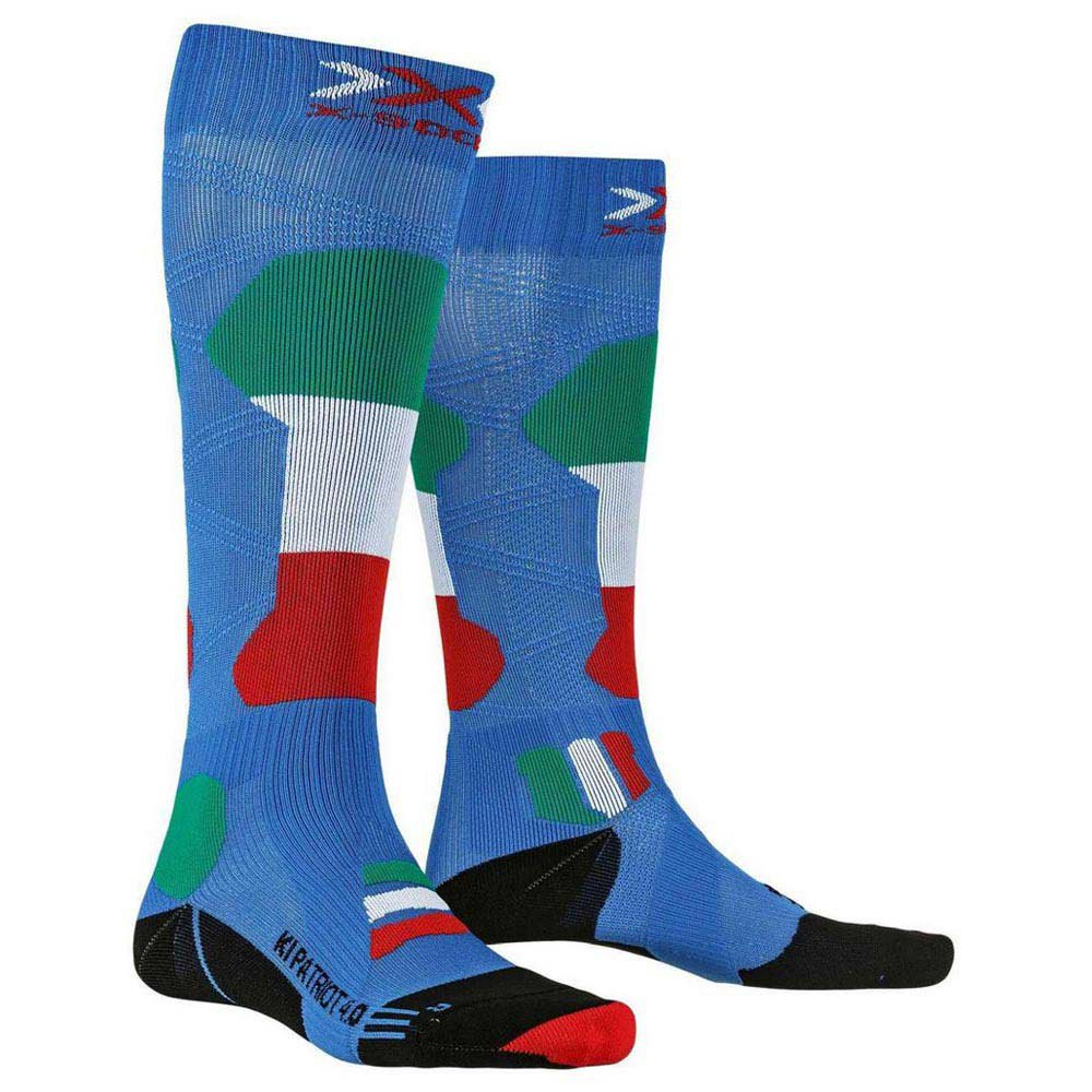socken-x-socks-ski-patriot-4-0-eu-42-44-italy