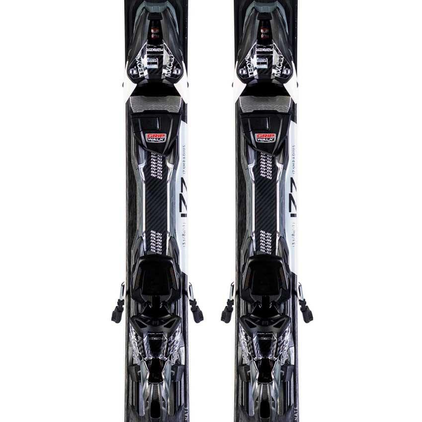 K2 Ikonic 84Ti+Mxcell 12 TCX Quikclik Black Preto, Snowinn