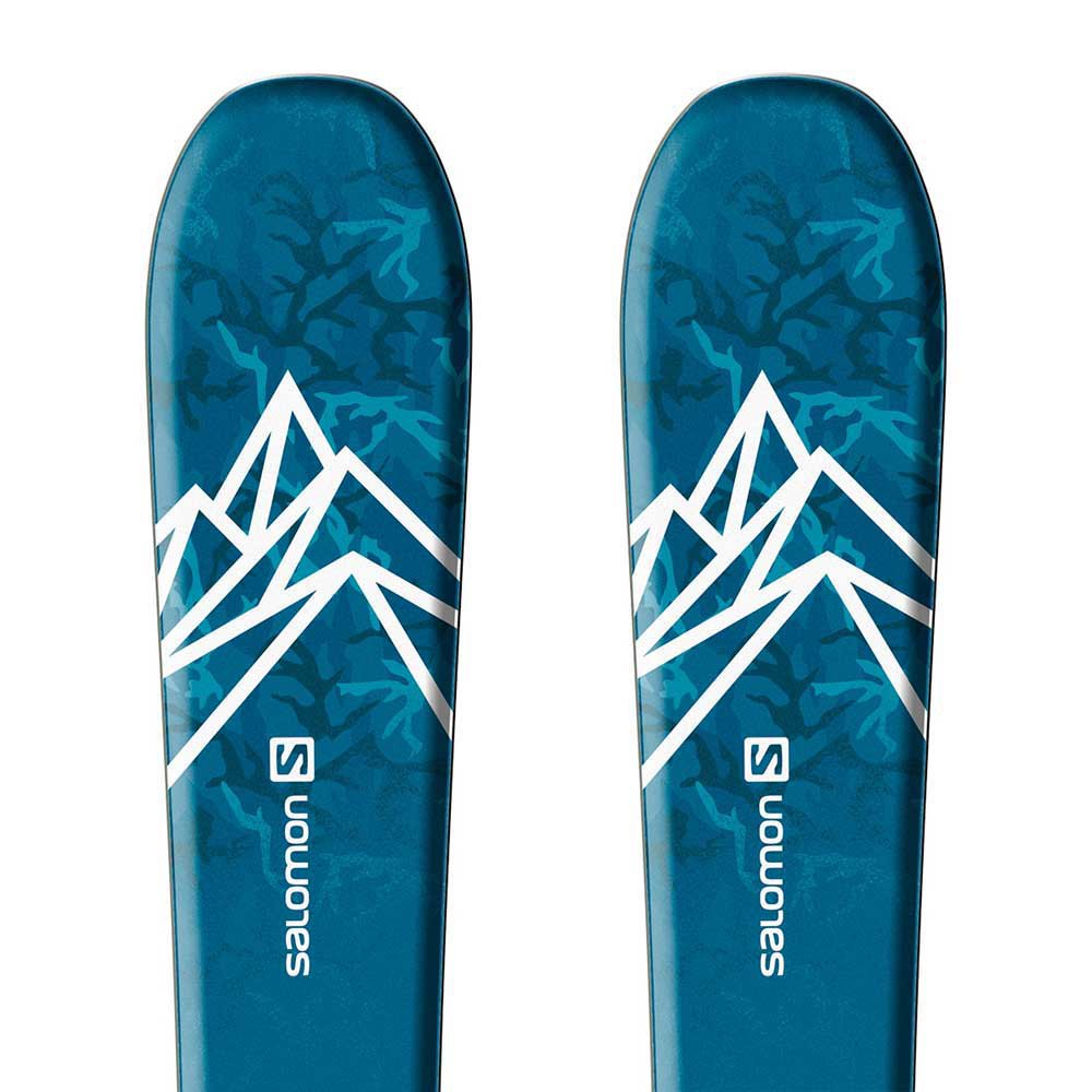 Salomon QST Max XS 90+C5 GW J75 Blue Buy And Offers On Snowinn