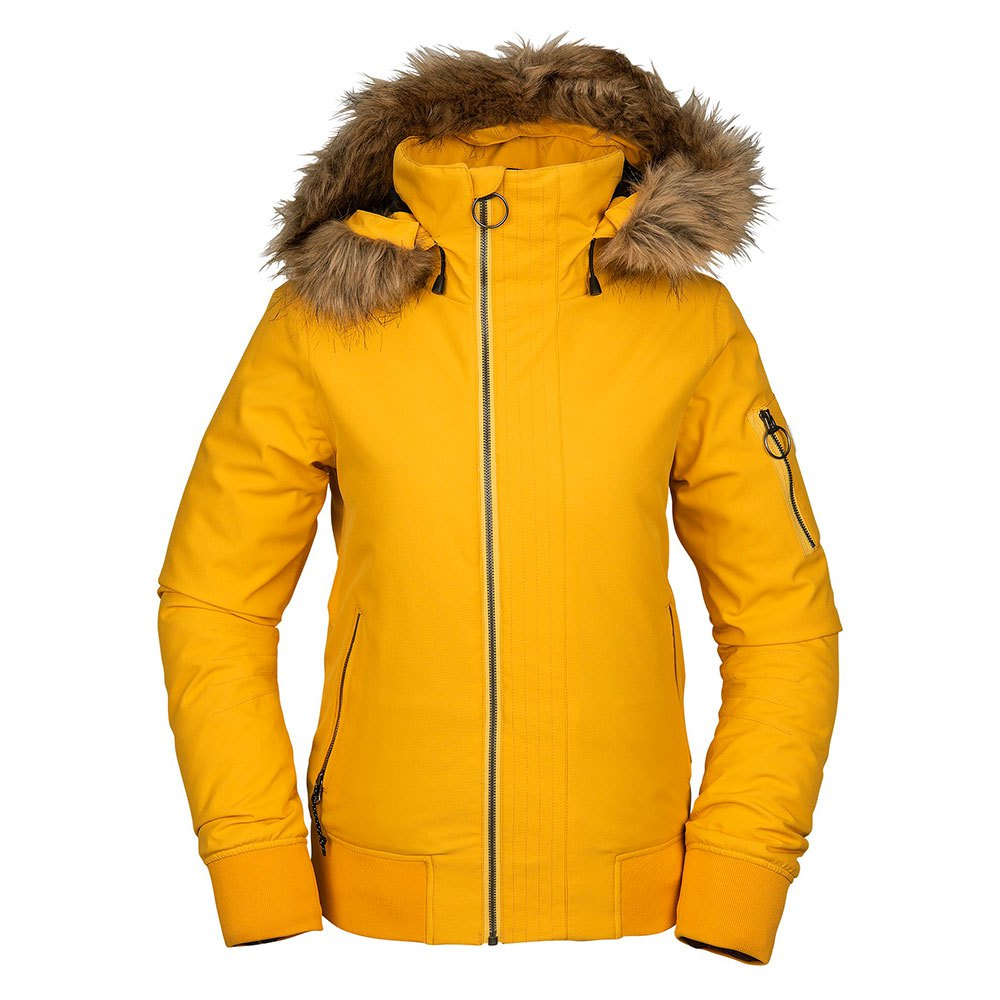 Volcom womens Volcom Womens Whitlock Insulated Snow Jacket