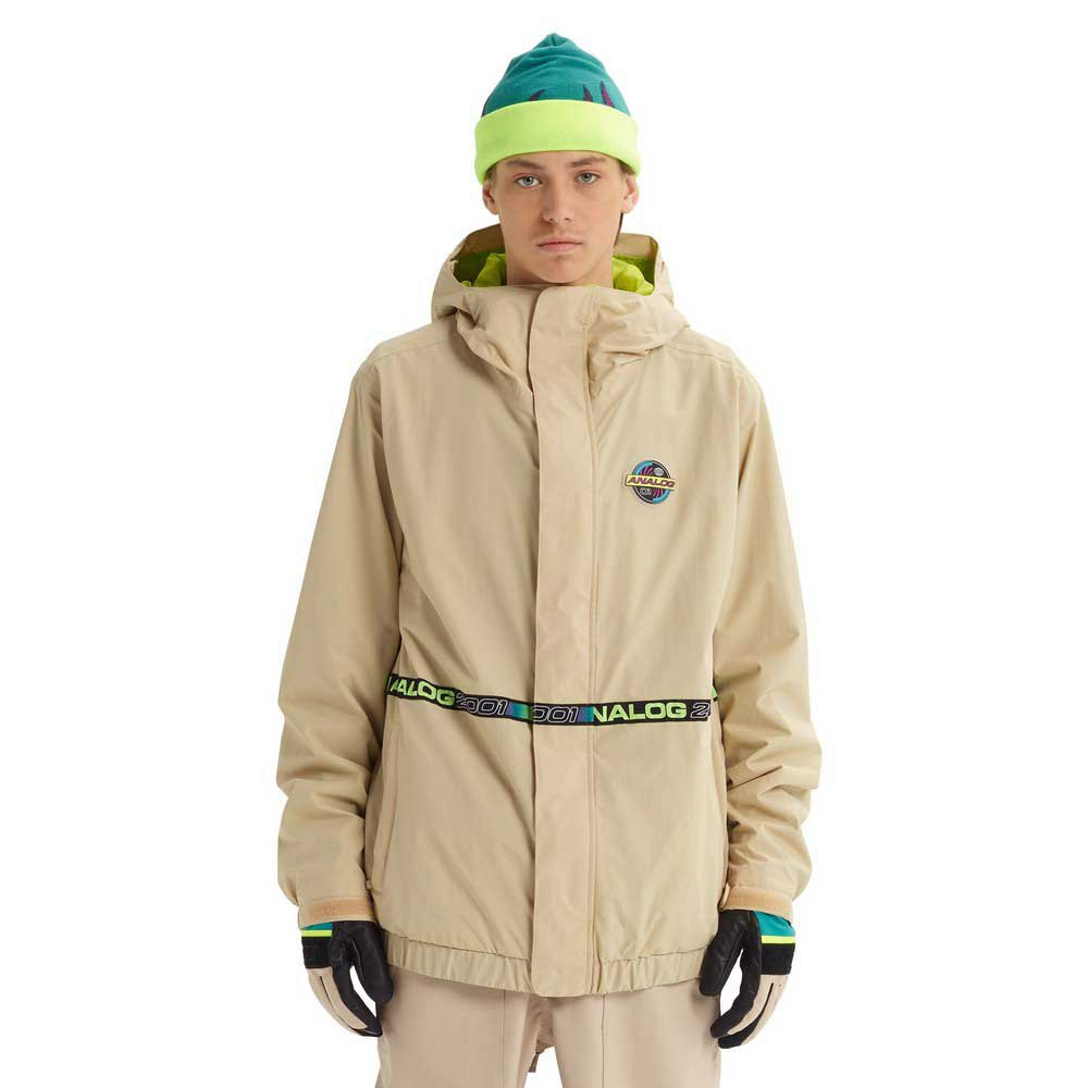 Burton M AG Blast cap Jkt Giacca da Sci e Snowboard da Uomo