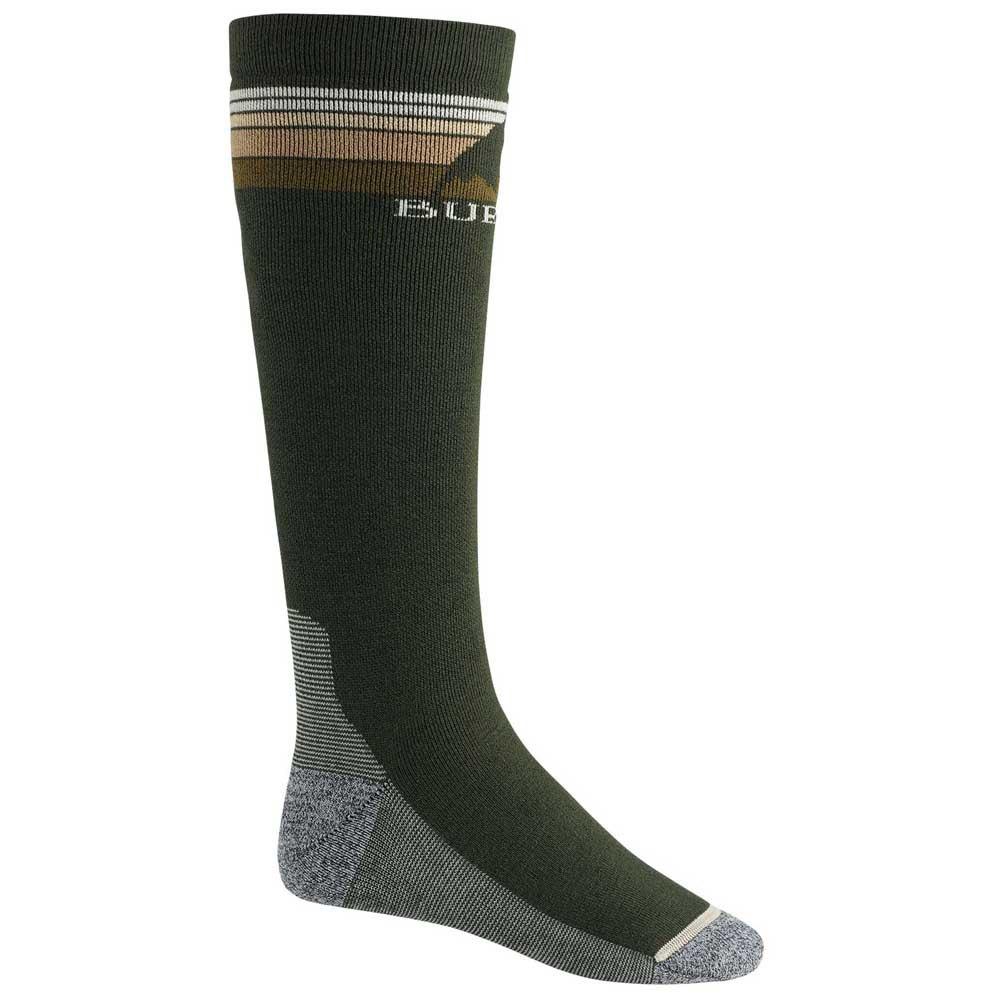 Burton Mens Merino Emblem Snowboard Sock