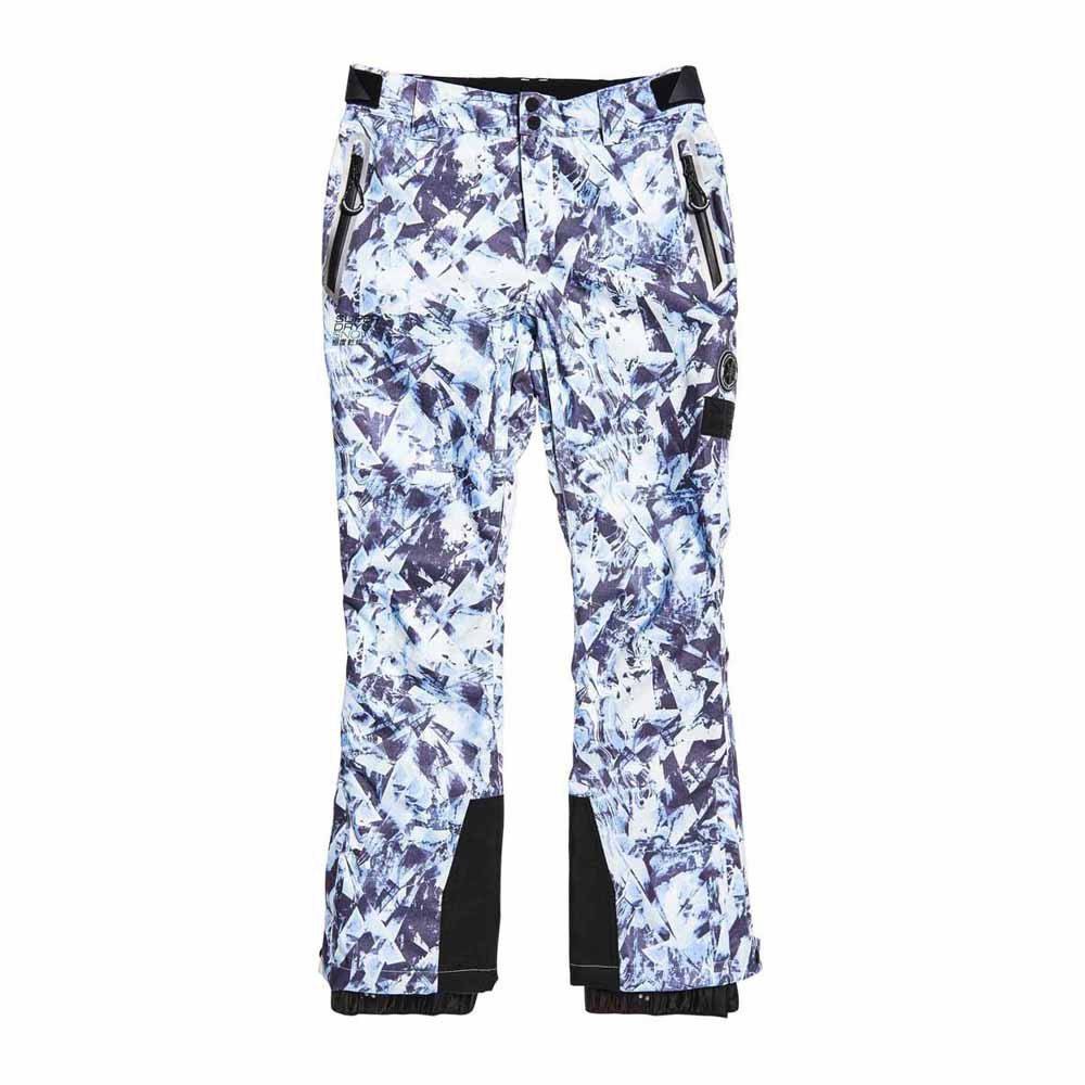 hosen-superdry-luxe-snow-xs-frosted-blue-ice