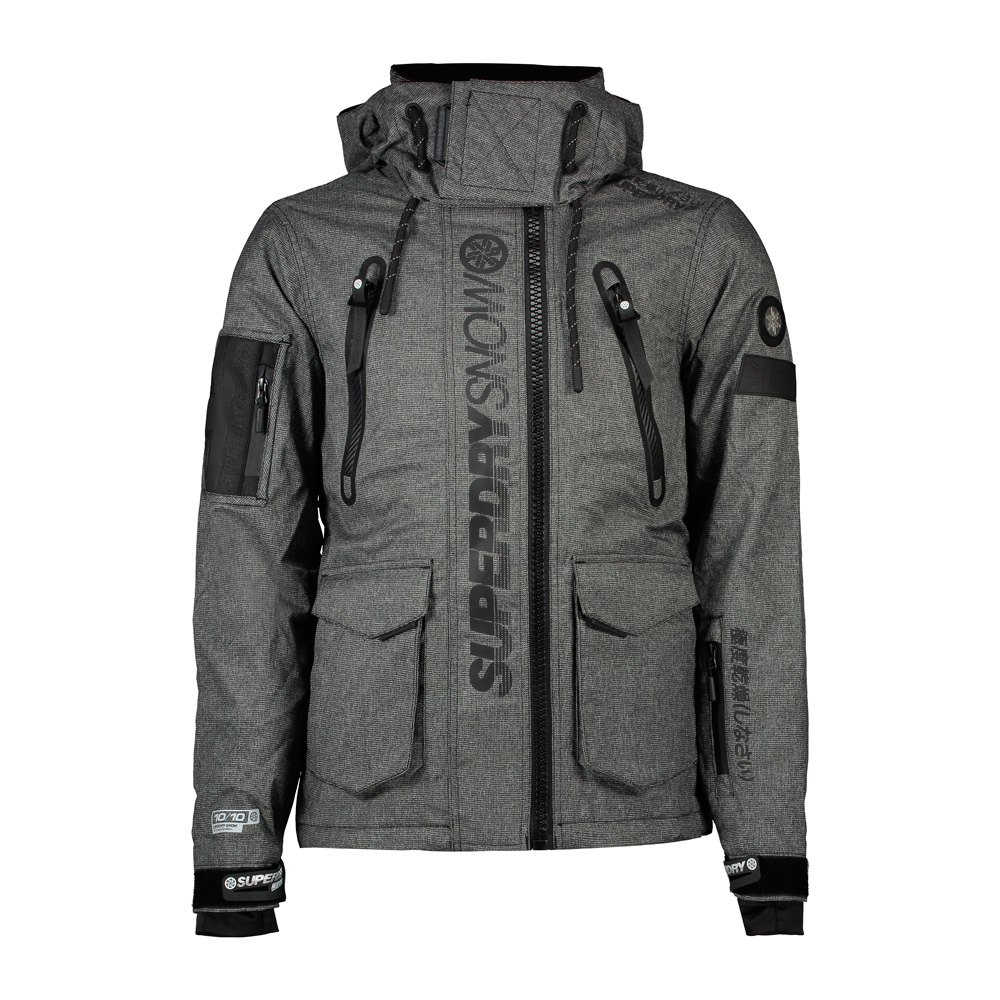 Superdry Ultimate Snow Rescue Grey Buy And Offers On Snowinn