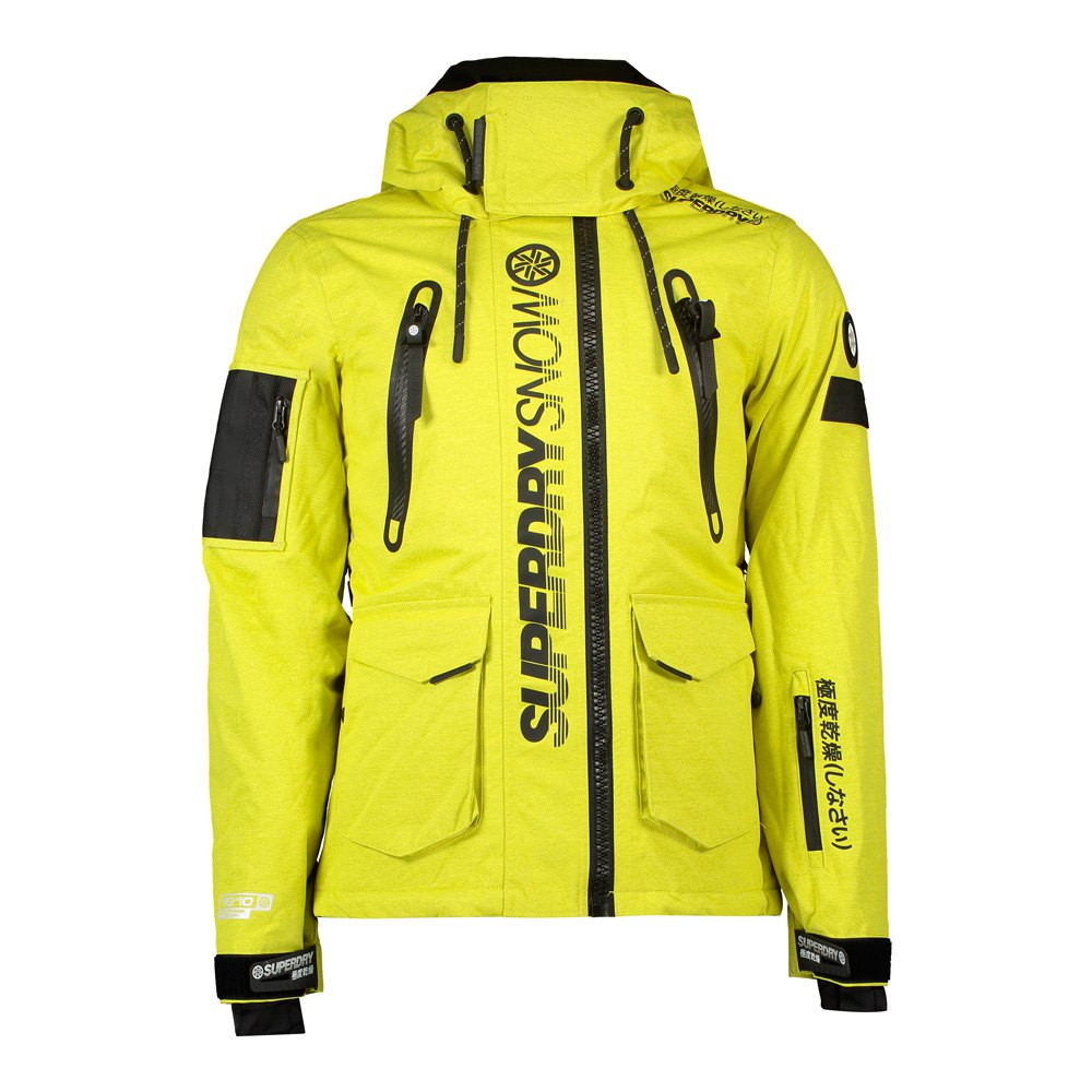 Superdry Ultimate Snow Rescue Green Buy And Offers On Snowinn