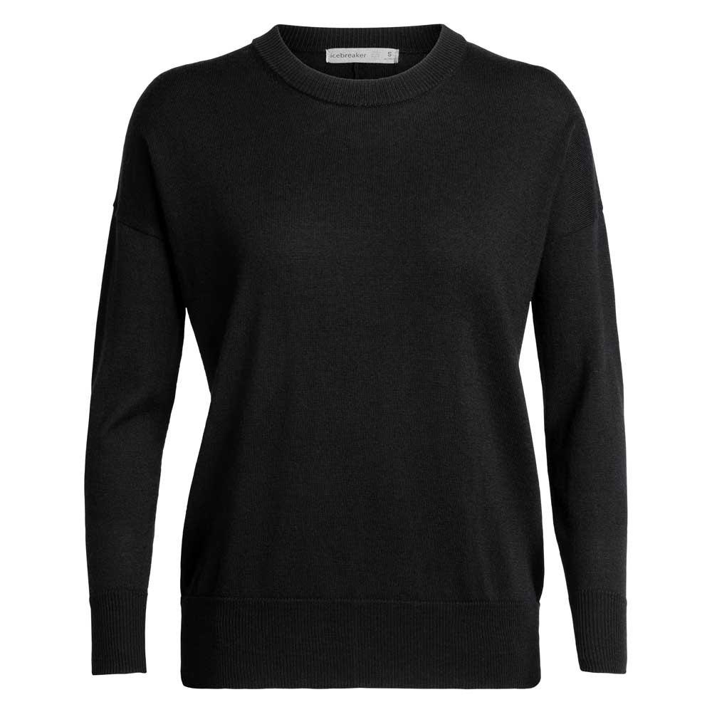 pullover-icebreaker-shearer-crewe-xs-black