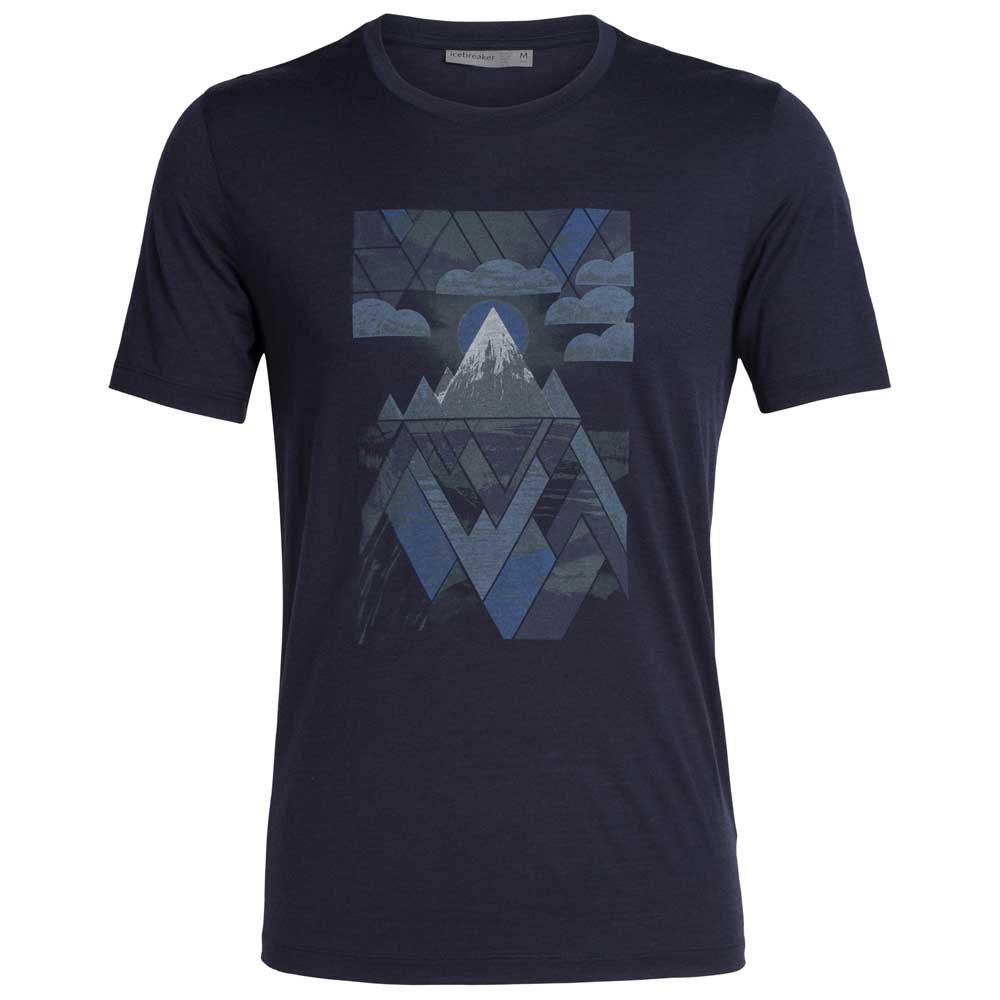t-shirts-icebreaker-tech-lite-crewe-sunset-geo