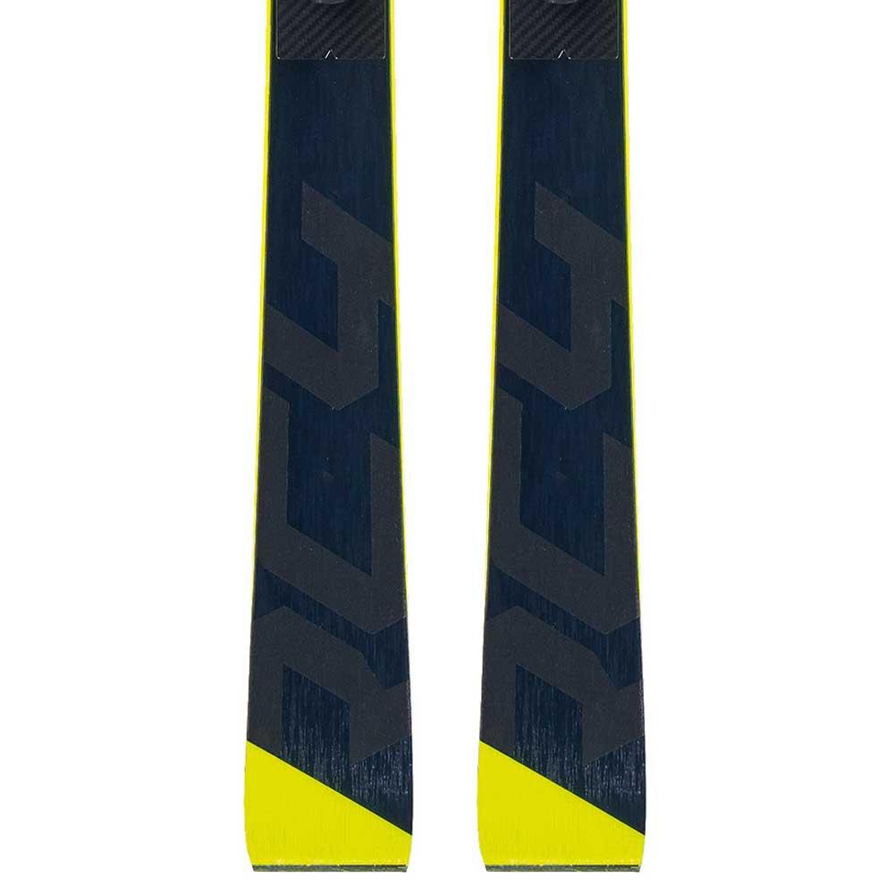 Fischer RC4 WC RC CB Yellow Base+RC4 Z13 FF Black, Snowinn