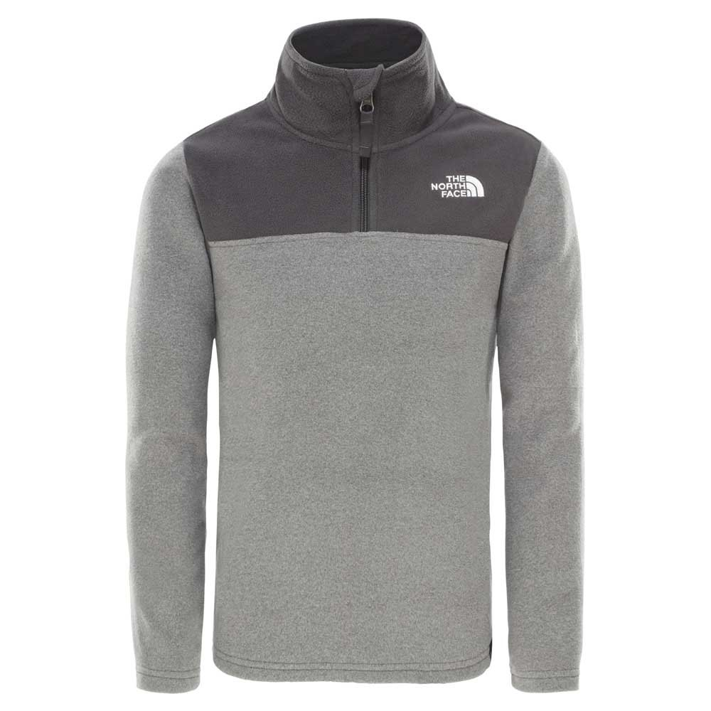 The north face Youth Glacier 14 Zip Recycled
