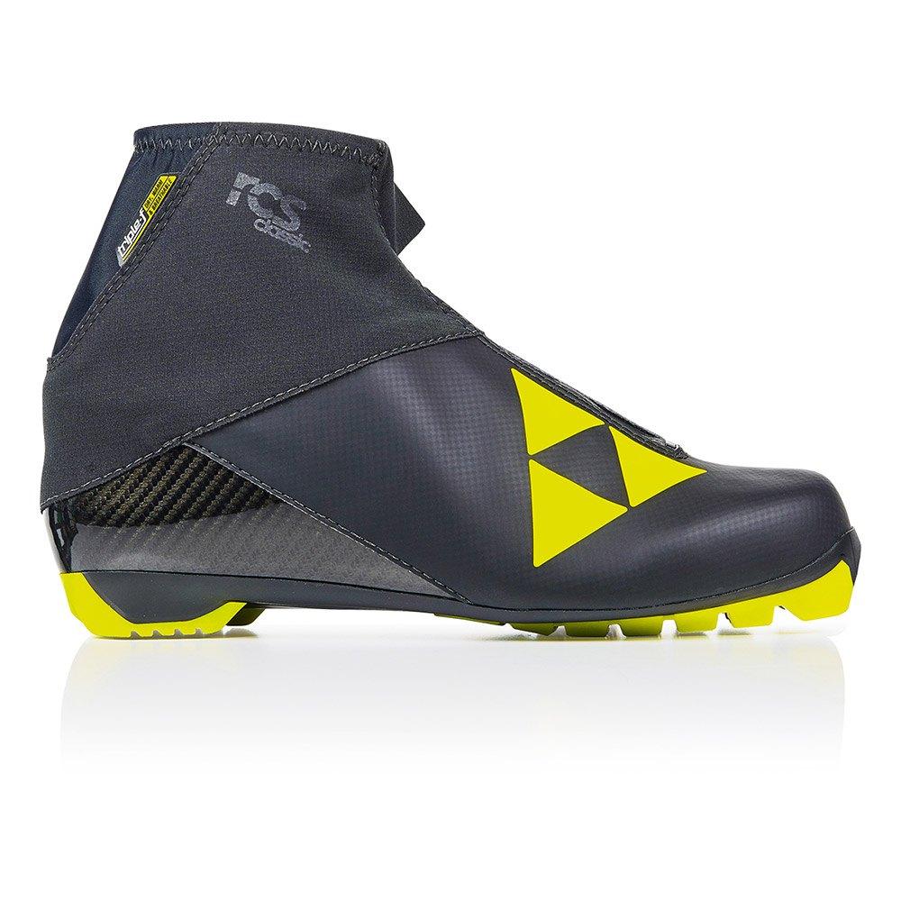 skistiefel-fischer-rcs-classic-eu-42-black-yellow, 176.49 EUR @ snowinn-deutschland