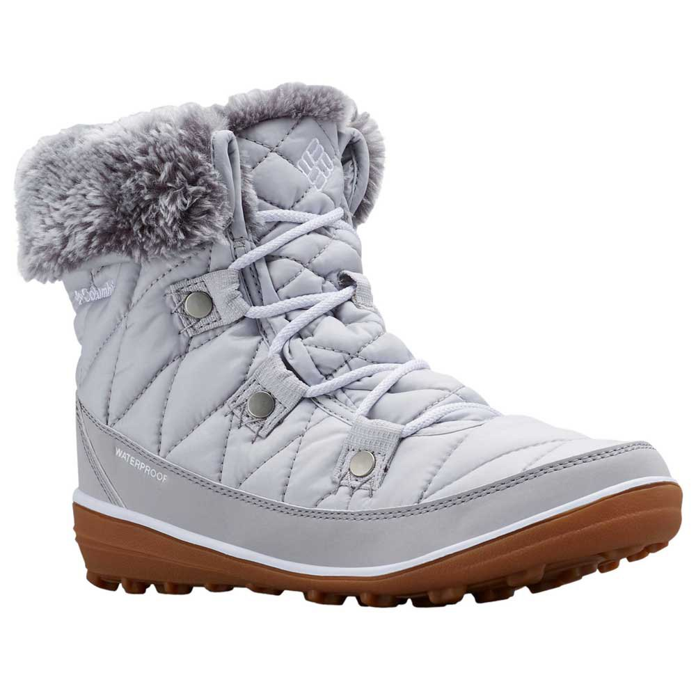 columbia-heavenly-shorty-omni-heat-eu-42-grey-ice-white