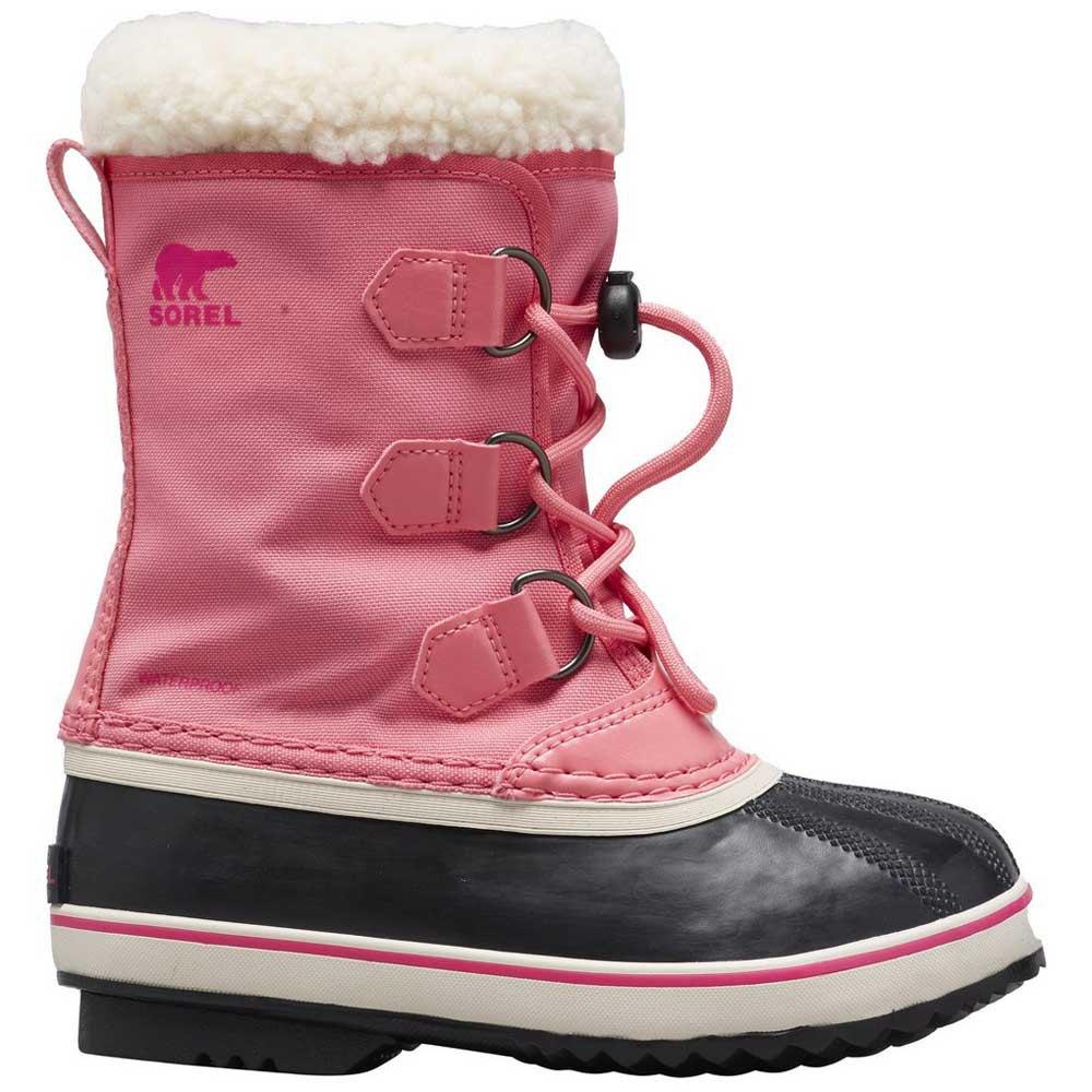 schneestiefel-sorel-yoot-pac-nylon-youth-eu-32-lollipop-pink-glo