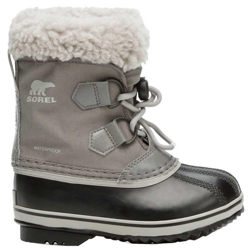Sorel Childrens Unisex Winter Boots Yoot Pac Nylon