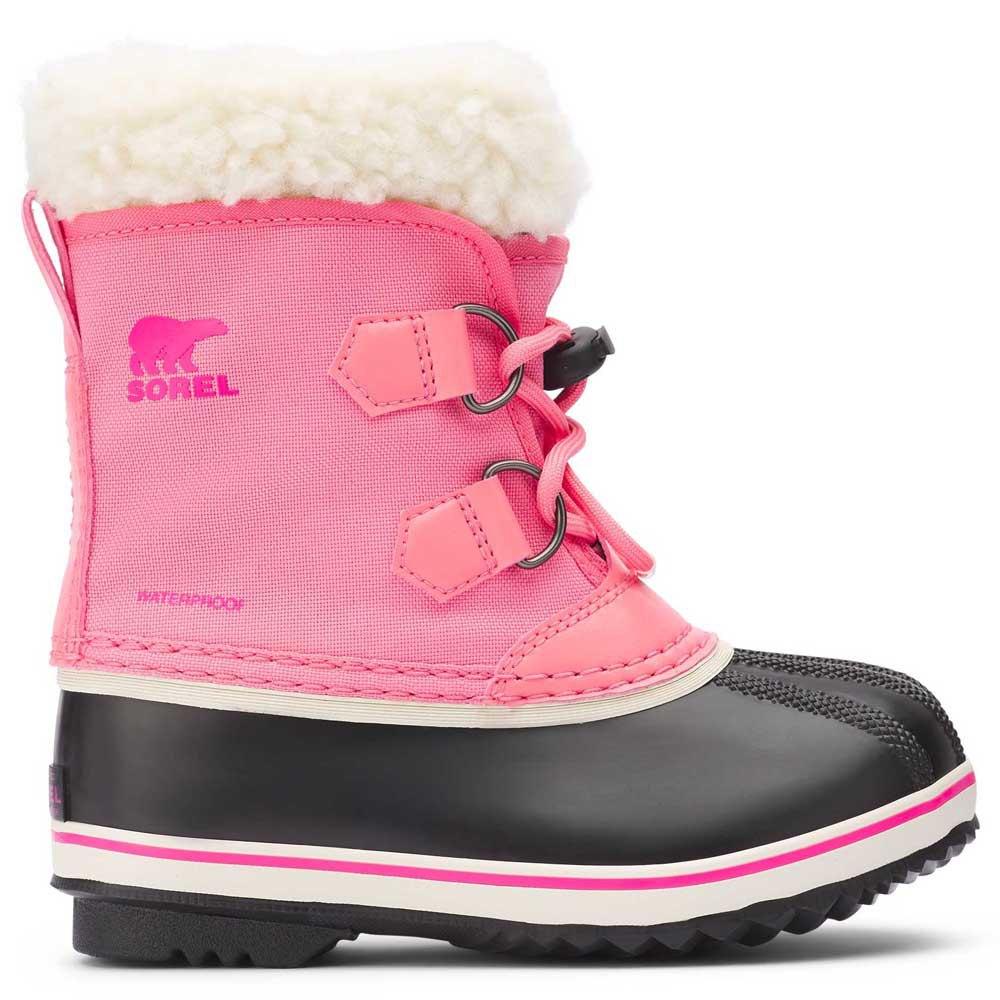 schneestiefel-sorel-yoot-pac-nylon-children-eu-27-lollipop-pink-glo