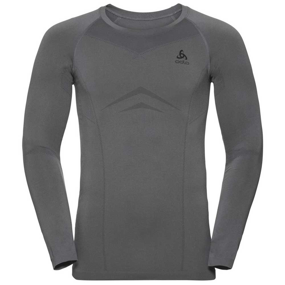 Camiseta interior t/érmica sin costuras para hombre Odlo Evolution Warm