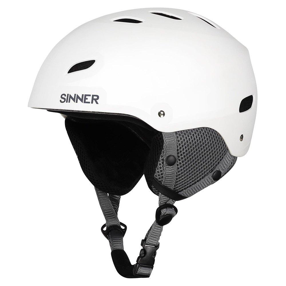 helme-sinner-bingham-xxs-matte-white