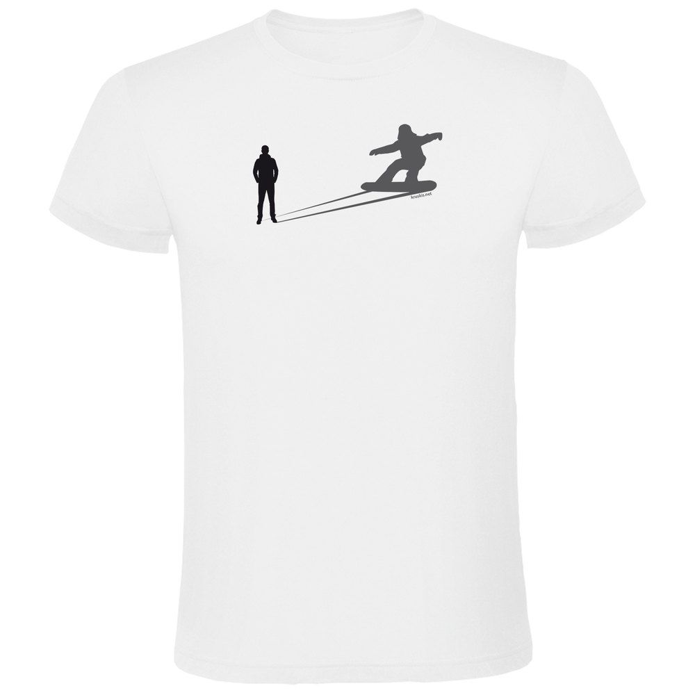 t-shirts-kruskis-snowboarding-shadow-s-white