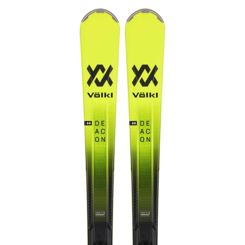 Völkl Deacon 79+IPT WR XL 12 TCX GW Yellow, Snowinn
