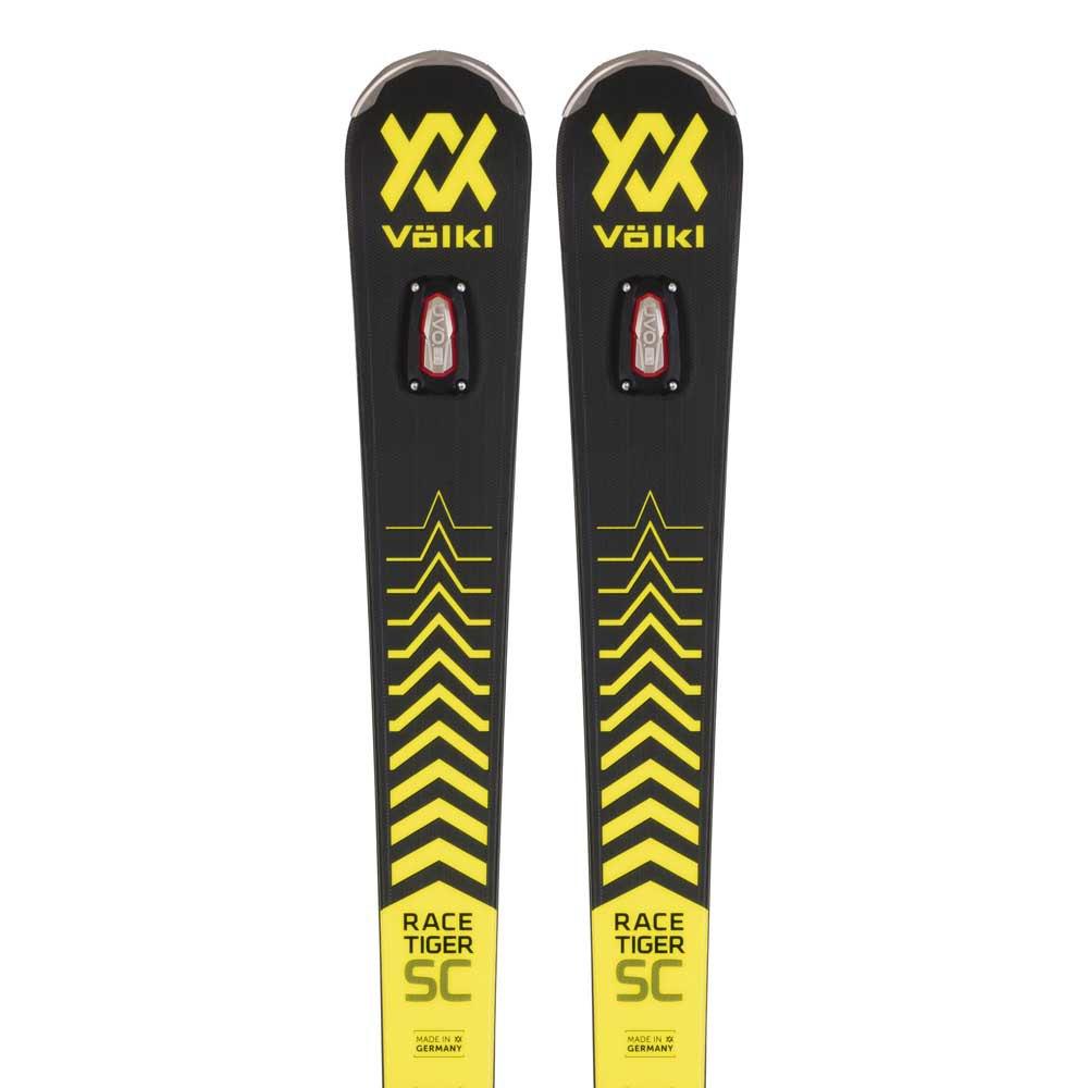 Völkl Racetiger SC+vMotion 12 GW Black buy and offers on Snowinn