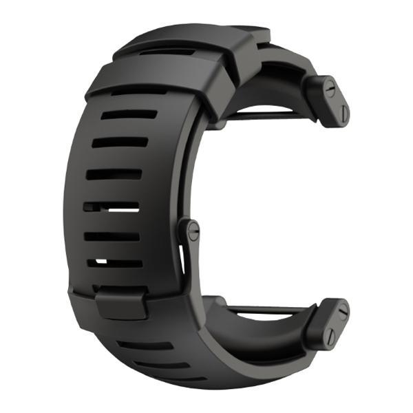 ersatzteile-suunto-core-siliconestrap-one-size-black