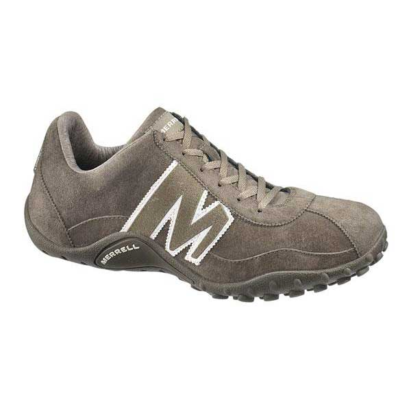 Merrell Sprint Blast Leather Gunsmoke White