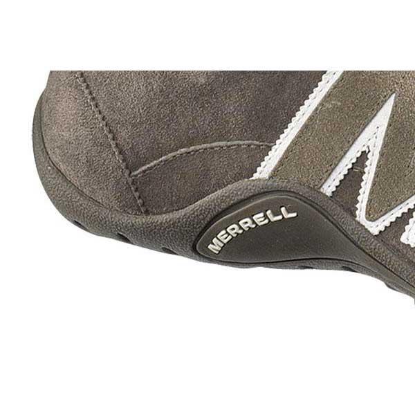 f94b7405f6 Merrell Sprint Blast Leather Gunsmoke White