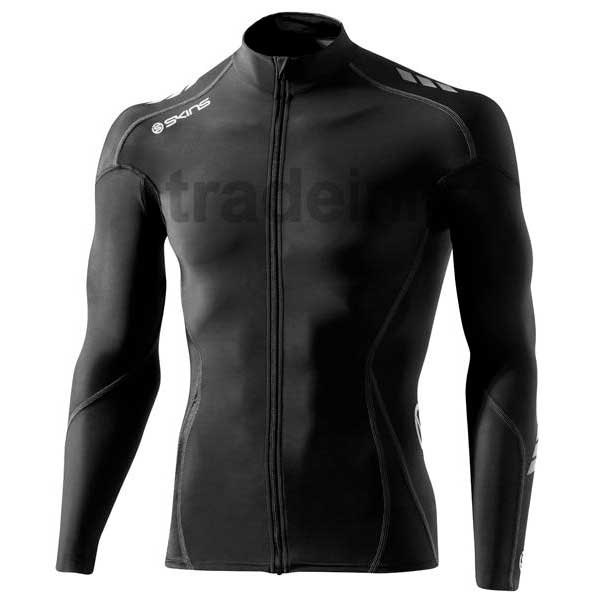 Skins C400 Compression Long Sleeve Jersey