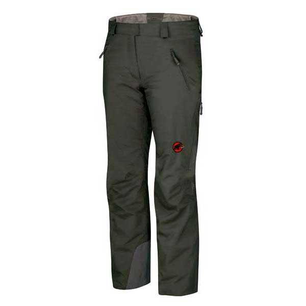 Mammut Dry Tech Womens Nara HS Ski Pants Trousers Black Regular Fit Brand New