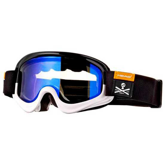 Head Stivot Race White Goggle Youth