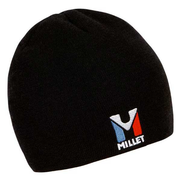 Millet Active Wool Beanie Black buy and offers on Snowinn 305b6cd8d06