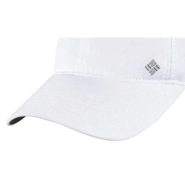 ba30e83b77f6b Columbia Coolhead Ballcap III White buy and offers on Snowinn