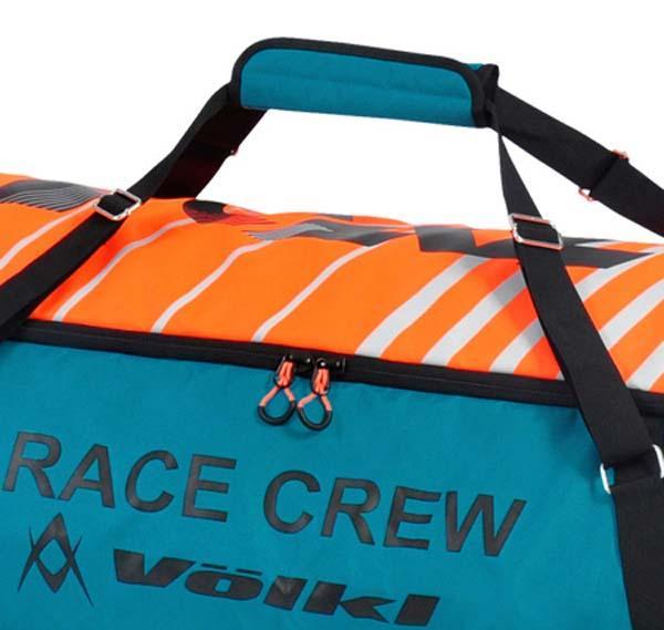 Völkl Race 6 Pairs Ski Wheel Bag