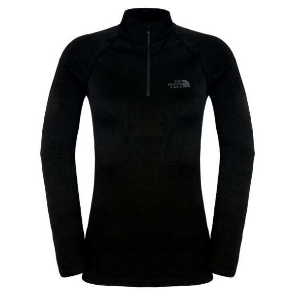 The north face Hybrid Zip Neck