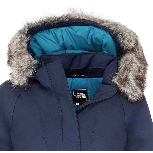 north face arctic mujer