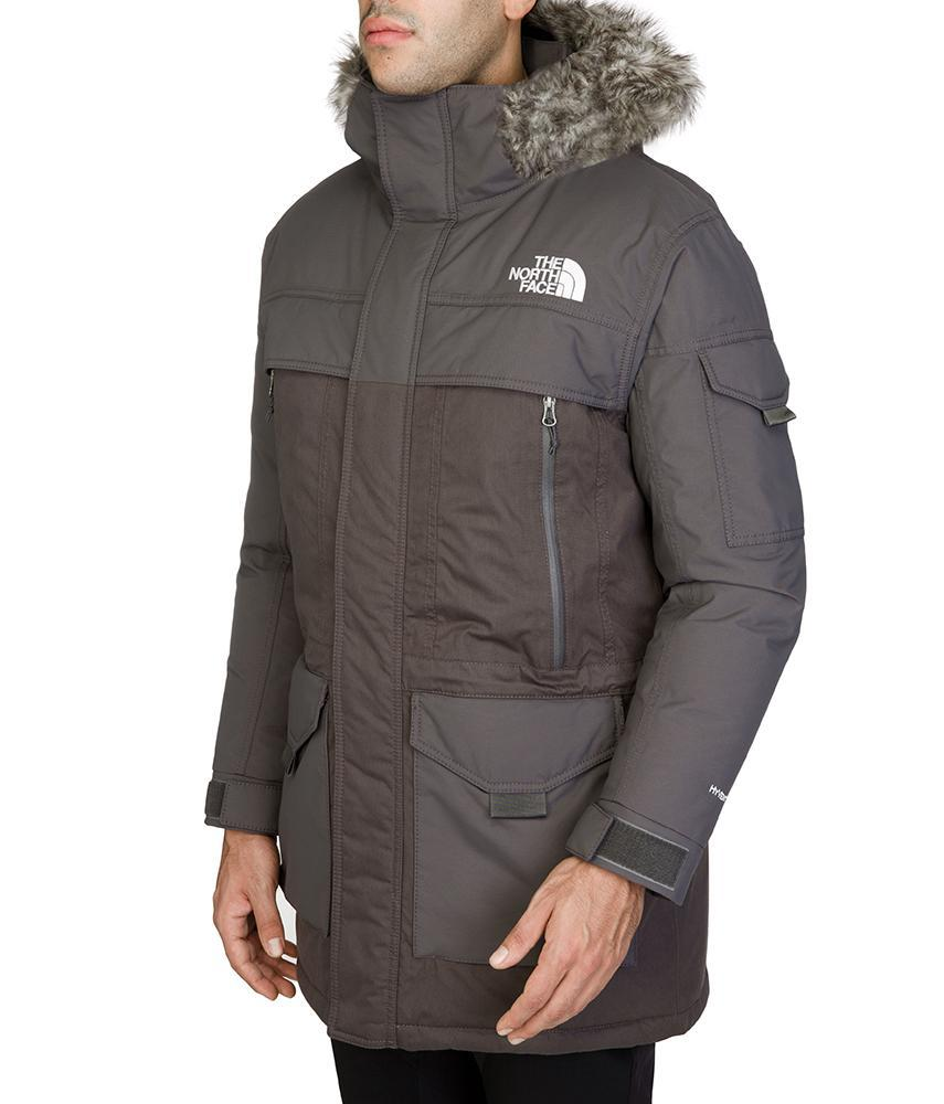 parka the north face hombre