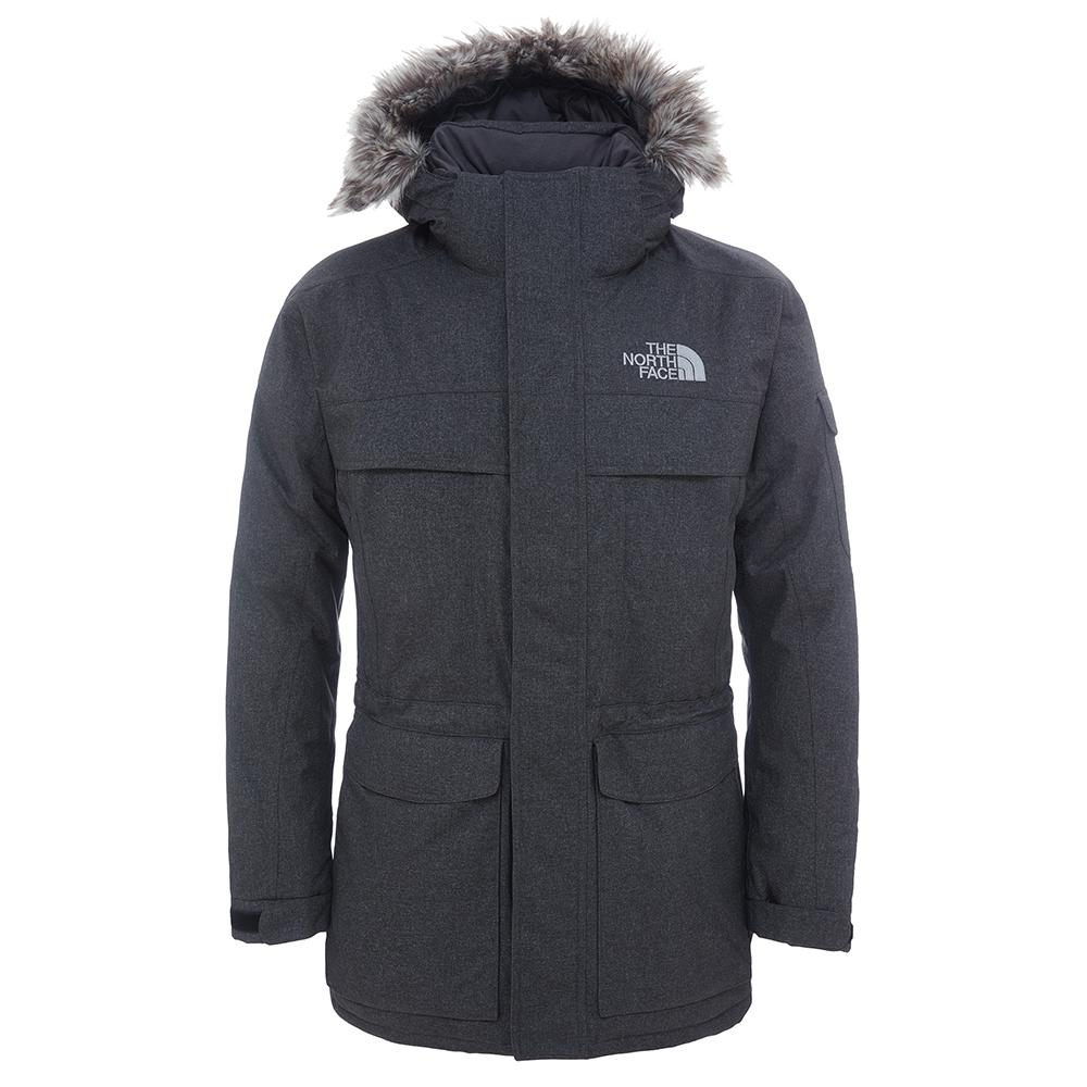 mcmurdo parka graphite grey heather snowinn. Black Bedroom Furniture Sets. Home Design Ideas