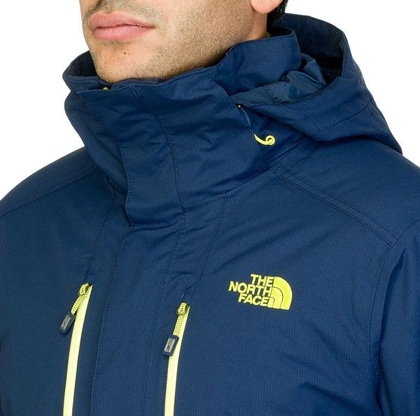 the mens snow face triclimate north thermoball 0a80x