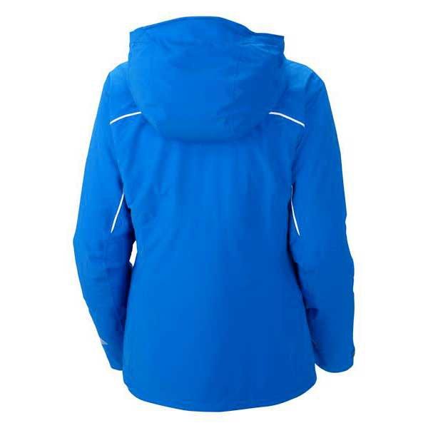 Columbia millennium blur womens insulated ski jacket
