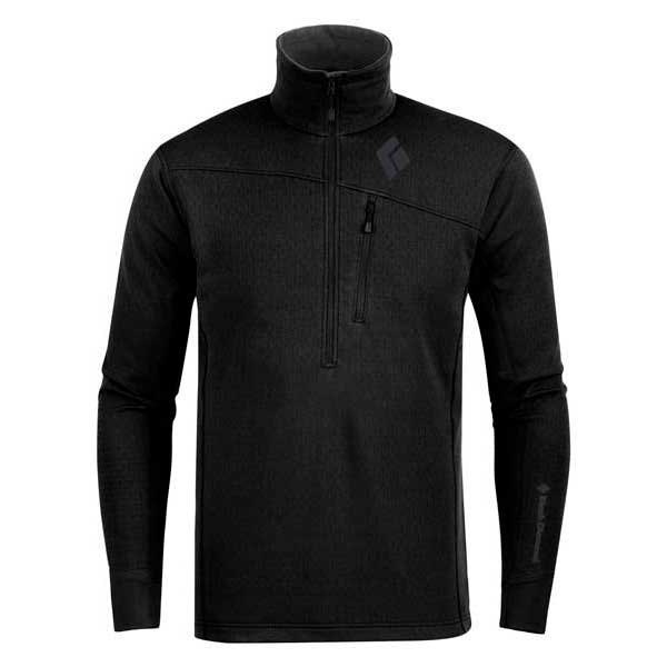 Black diamond Coefficient Quarter Zip