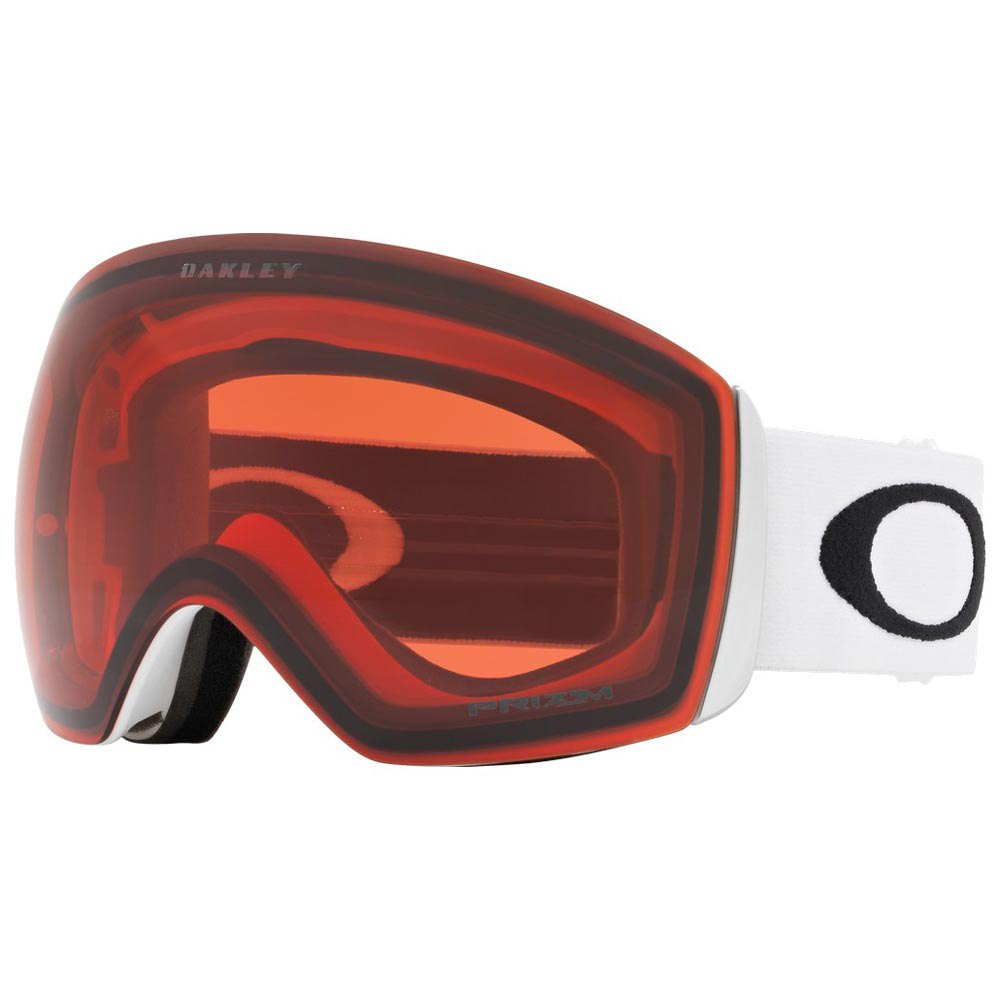 6df367aee0 Oakley Flight Deck White buy and offers on Snowinn