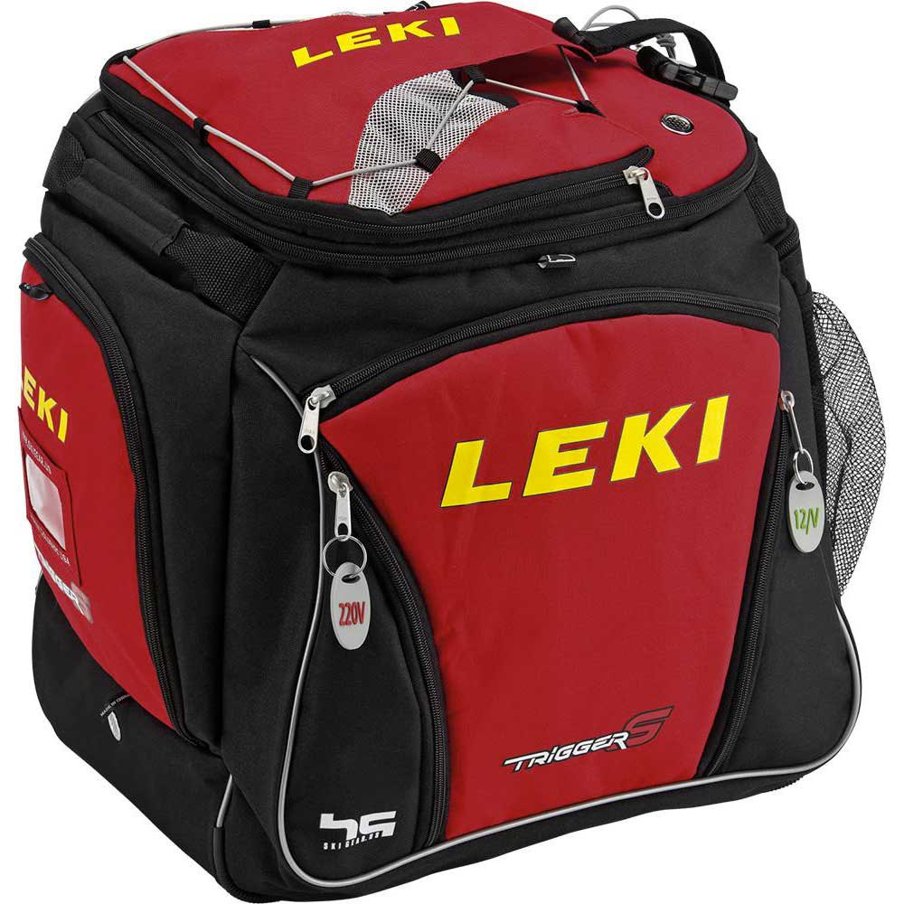 Ski Boot Bag >> Leki Ski Boot Bag Hot 220V/12V 40L Rouge, Snowinn